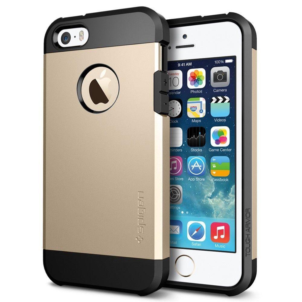 Чехол для iPhone 5/5s/SE Diamond Shining золотистый   1000x1000