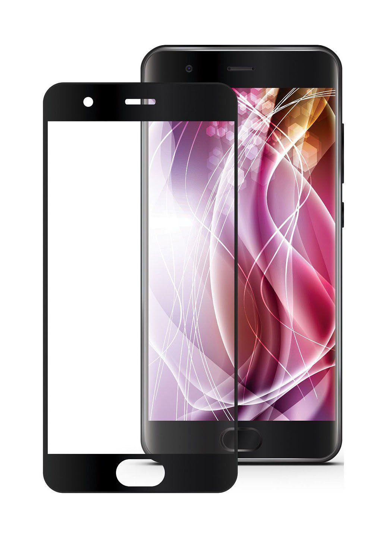 Защитное стекло 3D для Xiaomi Mi6 black