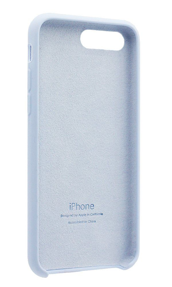 sale retailer bf63f e5745 Чехол ARM Silicone Case iPhone 8 Plus / 7 Plus - Sky Blue
