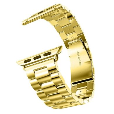 Металлический ремешок Stainless Steel for Apple Watch 38 mm/40 mm gold фото