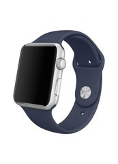 Ремешок Sport Band for Apple Watch 38/40mm minight blue фото
