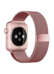 Ремешок Milanese Loop для Apple Watch 38 mm Rose Gold фото