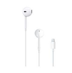Навушники Apple iPhone EarPods with Mic Lightning (MMTN2ZM / A) фото