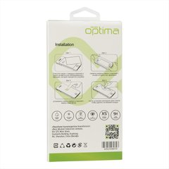 Защитное стекло Optima 5D for iPhone 6 Plus White фото