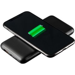 Дополнительная батарея Remax (OR) RPP-152 Resu 10000mAh Black (Wireless Fast Charging) фото