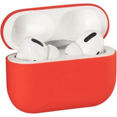 Silicon Case AirPods Pro Red фото