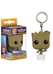 Фигурка - брелок Pocket pop keychain Guardians Galaxy- Dancing Groot(3) 3.6 см фото