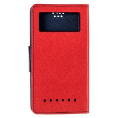 "Universal Book Cover Goospery Mercury 5.0"""" Red (XL) фото"