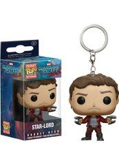 Фигурка - брелок Pocket pop keychain Guardians Galaxy - Star-Lord 3.6 см фото