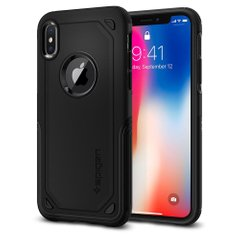 Чехол Spigen Hybrid Armor для iPhone Xs Max Black фото