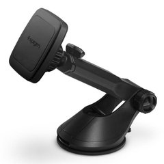 Автодержатель Spigen Original Kuel H35 Car Mount Holder чёрний 000CG21496 Black фото