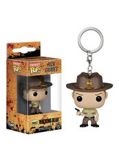 Фигурка - брелок Pocket pop keychain Walking Dead- Rick Grimes 3.6 см фото