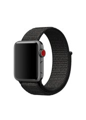 Ремешок Sport loop for Apple Watch 38/40mm Black фото