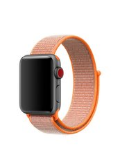 Ремешок Sport loop for Apple Watch 38/40mm Spicy Orange фото