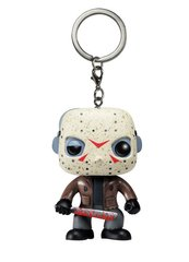 Фигурка - брелок Pocket pop keychain Friday the 13th - Jason Voorhees 3.6 см фото