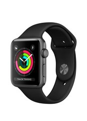 Ремешок Sport Band for Apple Watch 38/40mm black фото