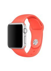 Ремешок Sport Band for Apple Watch 38/40mm red фото