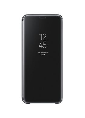 Чехол Clear View Cover для Samsung Galaxy S9 black фото