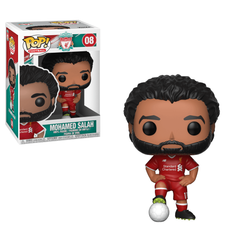 Фигурка Funko POP Mohamed Salah - LiverPool (08) 9.6 см фото