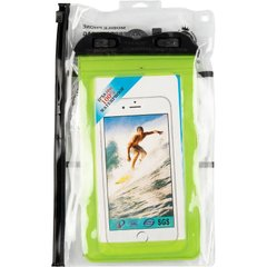 "Universal Profi-Waterproof Case 5.5"""" Green фото"