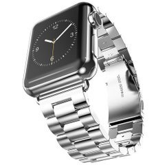 Металлический ремешок Stainless Steel for Apple Watch 42 mm/44 mm silver фото