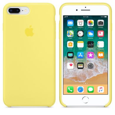 Чехол ARM Silicone Case iPhone 8 Plus / 7 Plus - Lemonade фото
