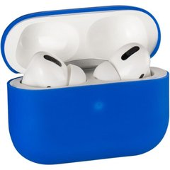 Silicon Case AirPods Pro Dsrk Blue фото
